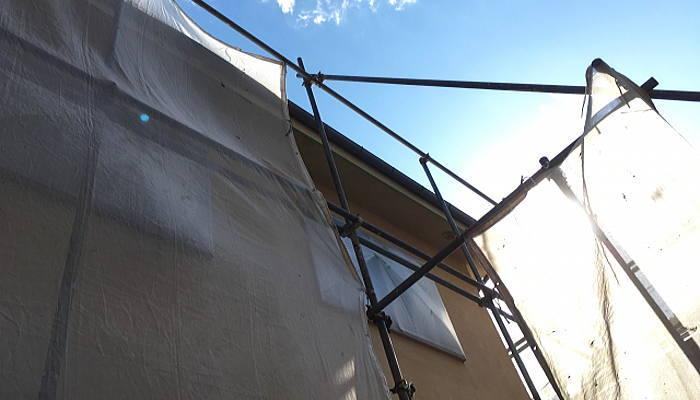 外壁塗装業とリフォーム業