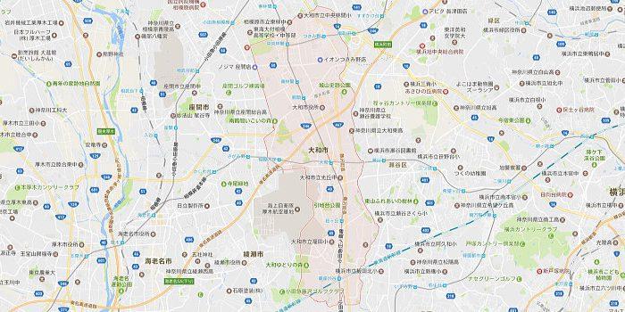 神奈川県大和市
