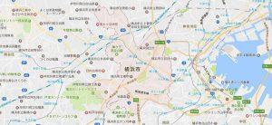 神奈川県保土ヶ谷区エリア